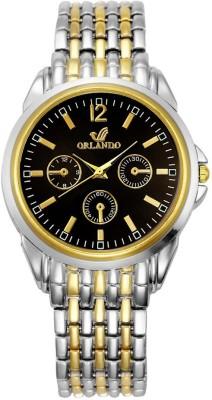 Orlando W1218GB Analog Watch  - For Men