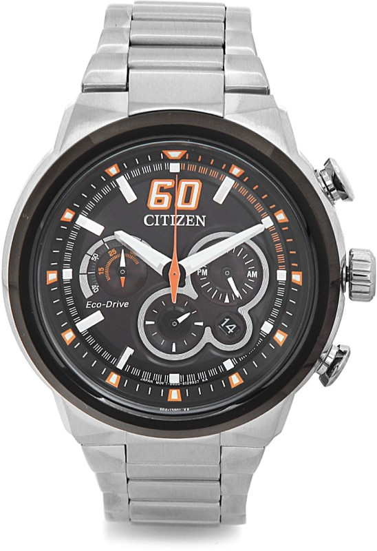 Citizen CA4134 55E Eco Drive Analog Watch For Men