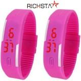 Richstar LED Band02PC Digital Watch  - F...