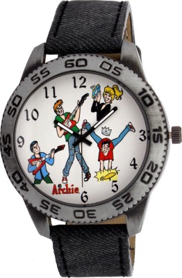 Archie 039-GRY-1 Analog Watch  - For Boys