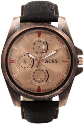 Aces A-011 -BE Analog Watch  - For Men