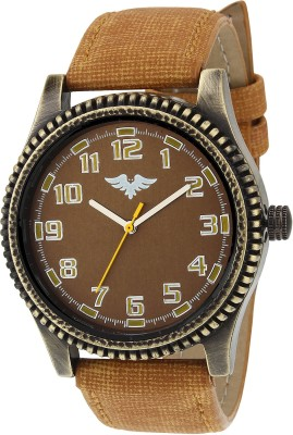Picaaso Brown-69 Analog Watch  - For Men