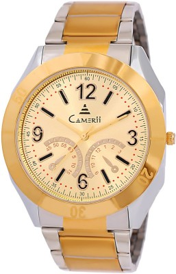 Camerii WM46GG Elegance Analog Watch - For Men