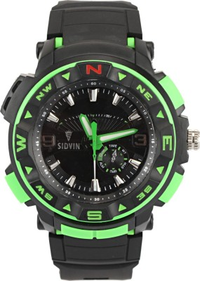 SIDVIN AT6042GRB Youth Series Analog Watch  - For Boys, Men