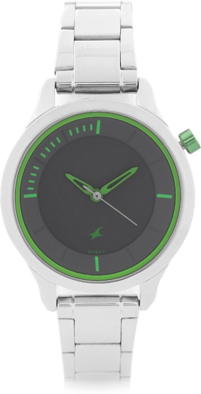 Fastrack 6156SM01 Analog Watch For Women