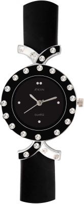 Atkin AT-95 PU Analog Watch  - For Girls, Women