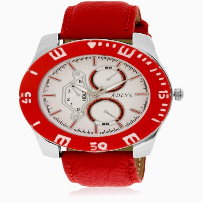 Adine 6015rd Analog Watch  - For Boys, Men