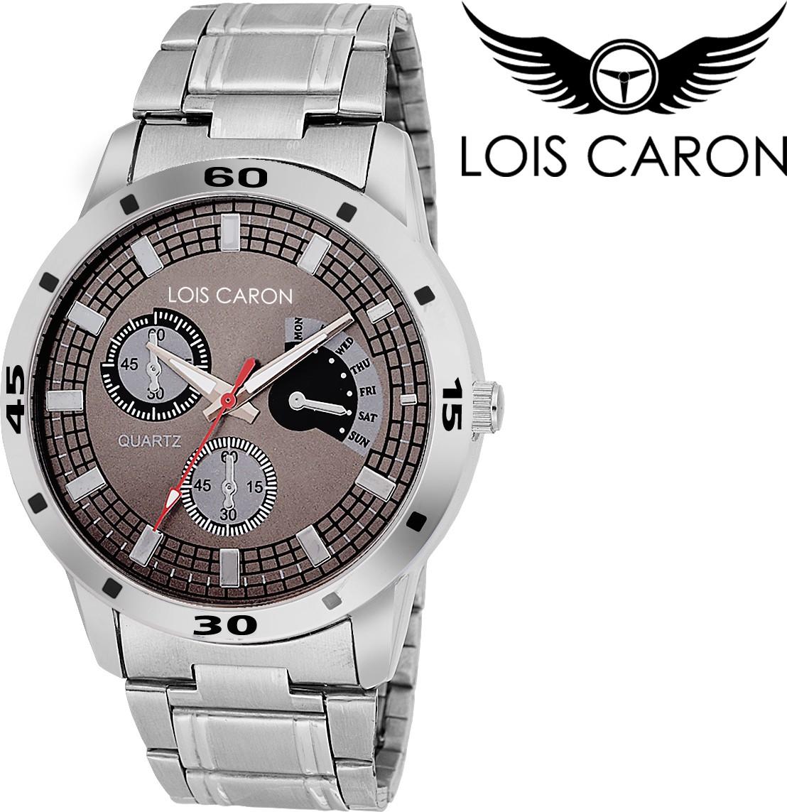Deals - Delhi - Lois Caron & more <br> Watches<br> Category - watches<br> Business - Flipkart.com