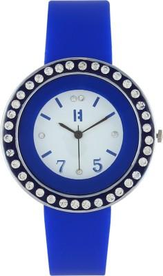 Excelencia WW-22-BLUE Classic Analog Watch  - For Women