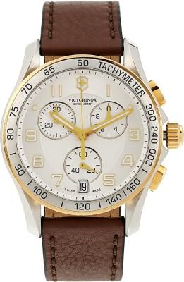 Victorinox 241510-1 Basic Analog Watch - For Men