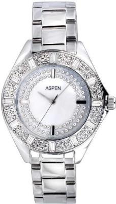 Aspen AP1149 Ssteele Collection Analog Watch  - For Women