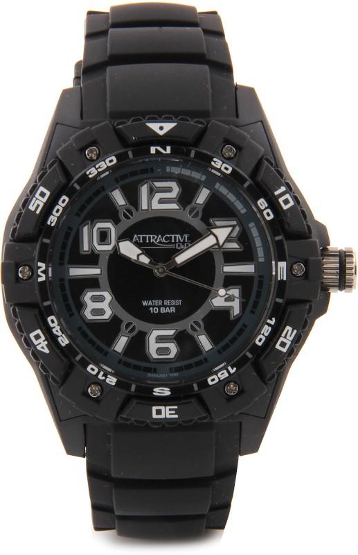 QQ DA50J001Y Analog Watch For Men