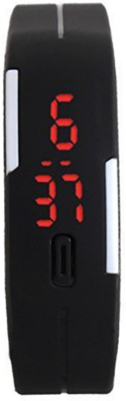 Bling ledblack001 Digital Watch For Men