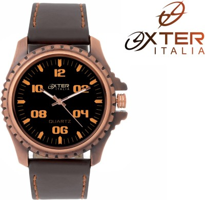Oxter Special Black Antique Collection Desinger Gory Analog Watch  - For Men, Boys
