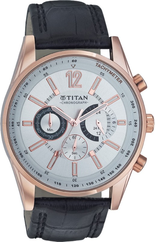 Titan NC9322WL01 Octane Analog Watch For Men