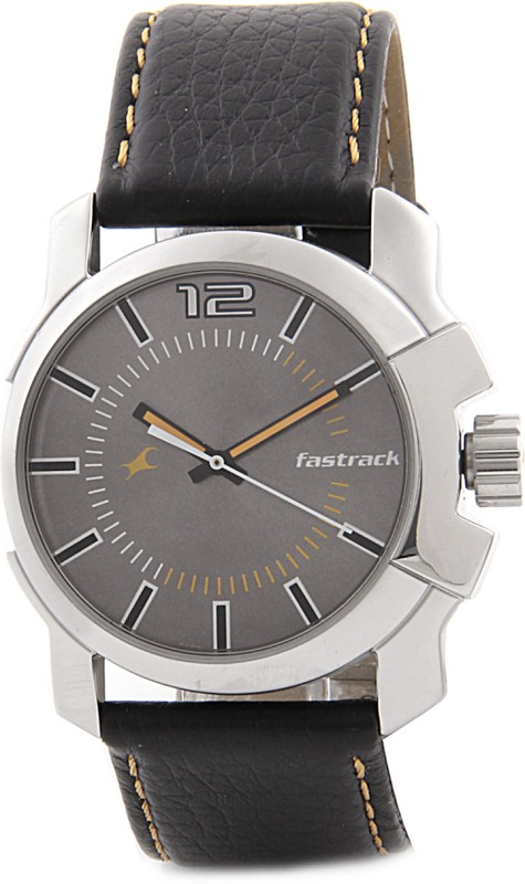 Fastrack NG3097SL01C Midnight Party Analog Watch For Men