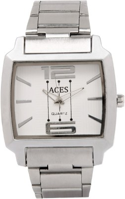 Aces A-0344 WH Analog Watch  - For Men