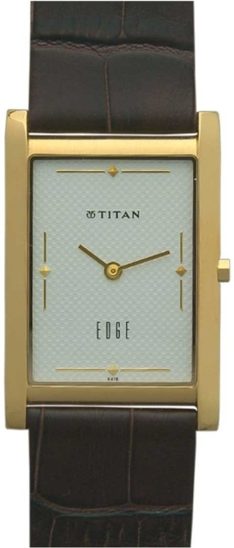 Titan NC1043YL04 Edge Analog Watch For Men
