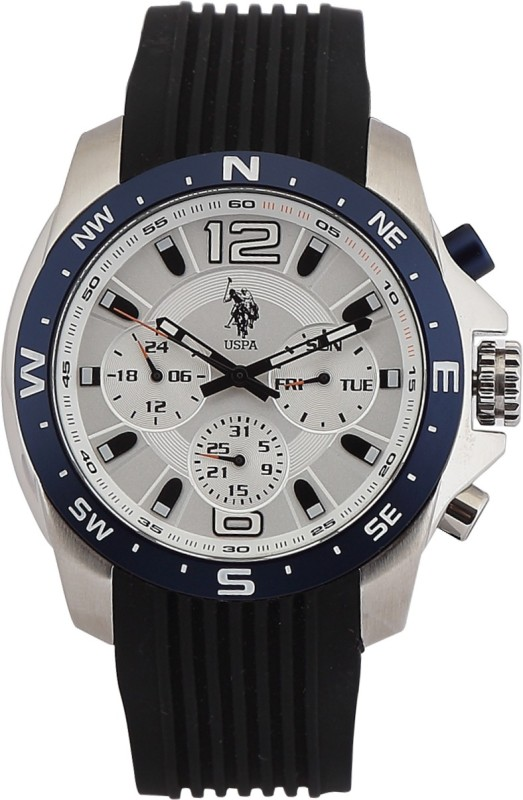 U.S. Polo Assn. USAT0094 Analog Watch  - For Men