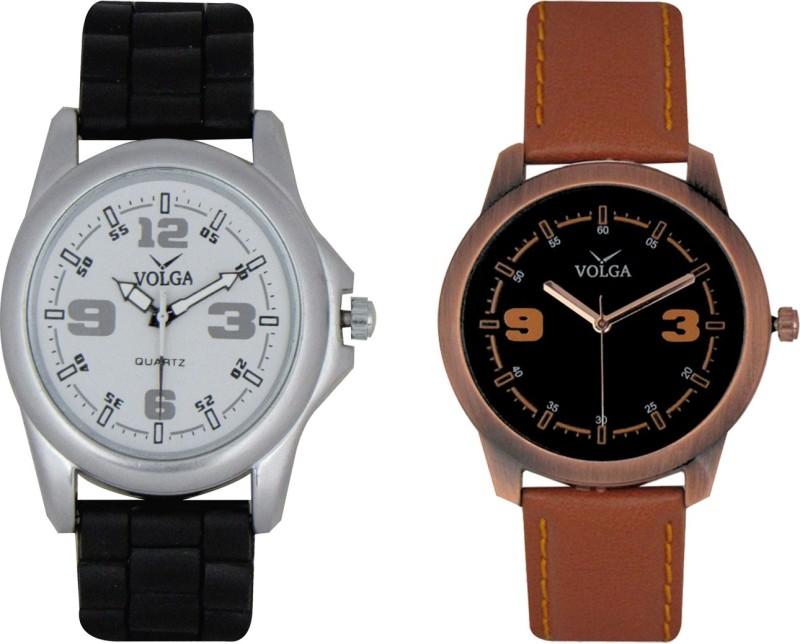 VOLGA Branded Leather Quality Designer Dial Diwali WATEN6XJACCVTBD4