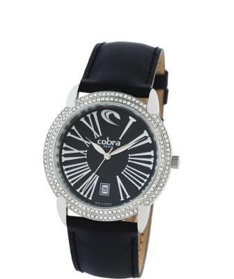 Cobra Paris WC60722-2 Analog Watch  - For Women