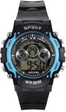 Castech Multifunctional Blue on Black Sp...