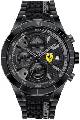 Scuderia Ferrari 0830262 Analog Watch  - For Men