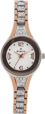 Aveiro 110RTM_WHT Analog Watch  - For Women