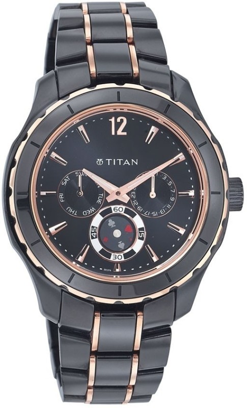 Titan NH9452KD02 Analog Watch For Men