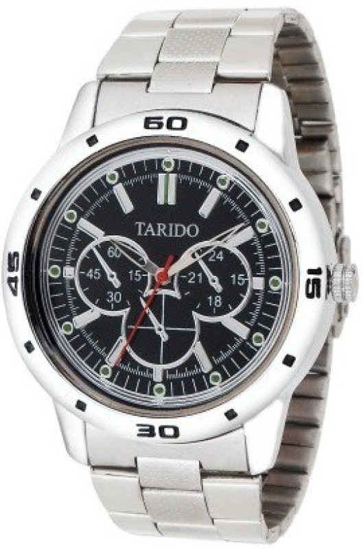 Tarido TD1215SM01 New Era Analog Watch For Men
