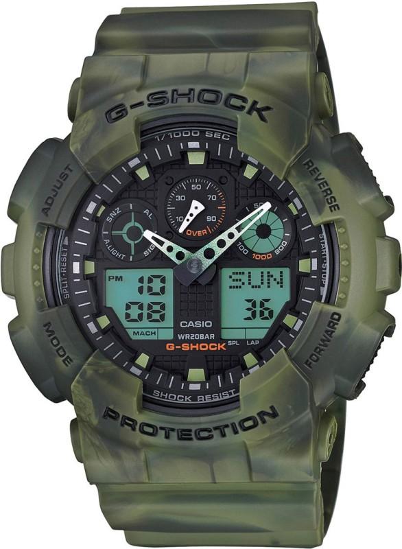 Casio G633 G Shock Analog Digital Watch For Men