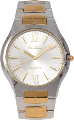 Faleda 6141GTTW Standred Analog Watch  - For Men
