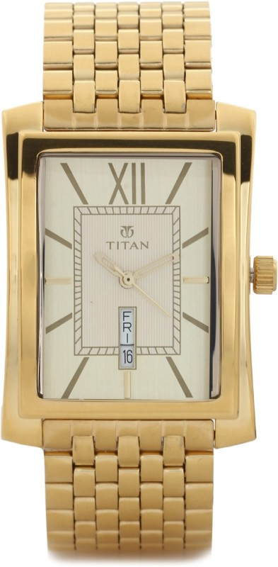 Titan NH90023YM04J Analog Watch For Men