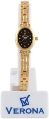 VERONA VST7700L-GC1 (1) Analog Watch  - For Women