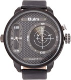 Oulm HP3221BBL Analog-Digital Watch  - F...