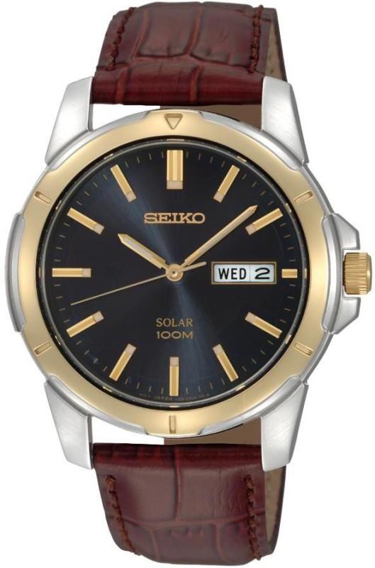Seiko SNE102 Analog Watch For Men