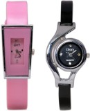 RODEC RD Combo of 2 womens analog watch ...