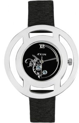 Atkin AT-40 Strap Analog Watch  - For Girls, Women