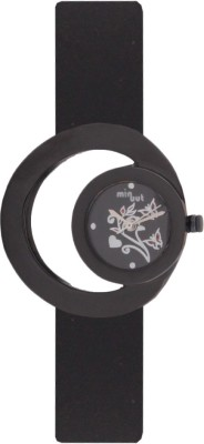 Minuut MNT-032-L-BLK Analog Watch  - For Women