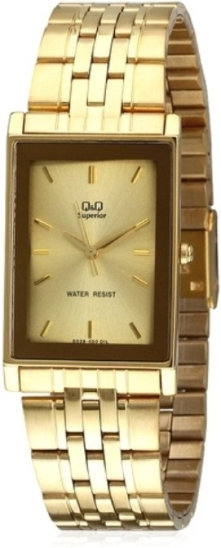 QQ S038 020Y Analog Watch For Men