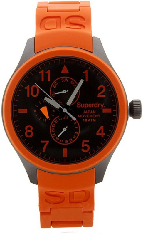 Superdry SYG110O Analog Watch For Men