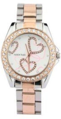 Optima Fashion Track Mangnum Ft-8172-11-Ldtt CAC Analog Watch  - For Girls, Women