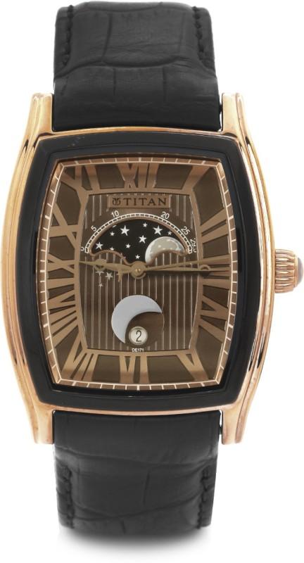 Titan 1661KL01 Celestial Analog Watch For Men