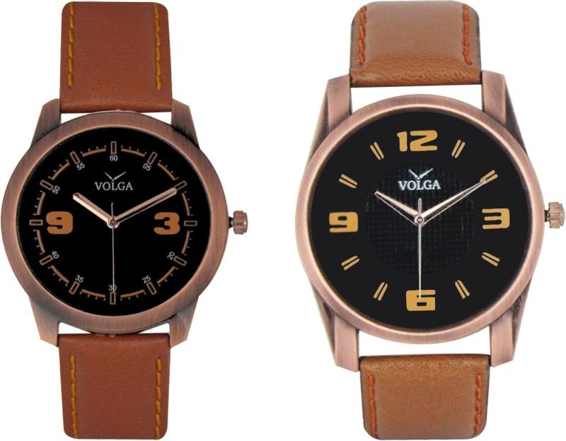 VOLGA Branded Leather Quality Designer Dial Diwali WATEN6XKHMJHHBFT