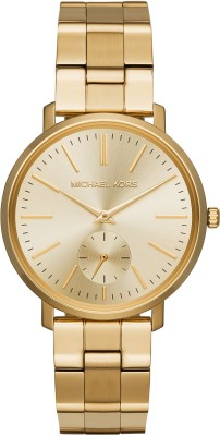 Michael Kors MK3500 Analog Watch - For Women