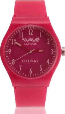 Wave London CORAL-WL-CL-NP Analog Watch  - For Men, Women