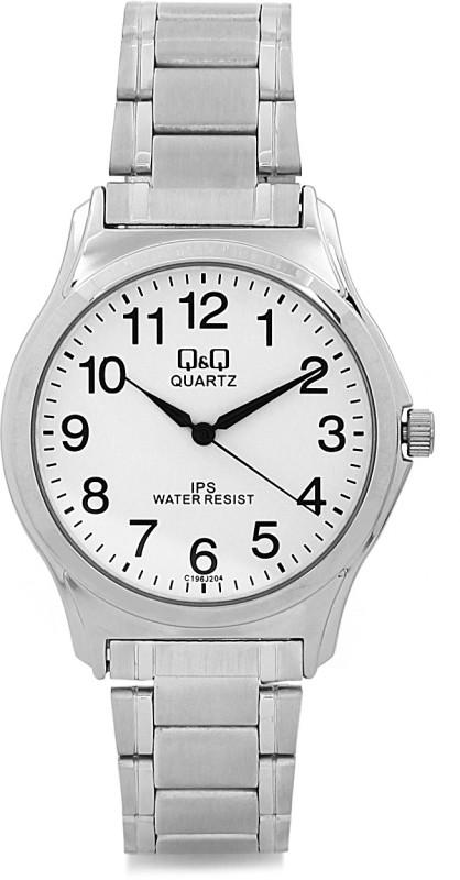 QQ C196J204Y Analog Watch For Men