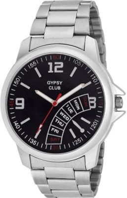 Gypsy Club GC-110 New Generation Analog Watch  - For Men, Boys
