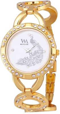 Watch Me WMAL-107-Gx Watches Analog Watch  - For Women