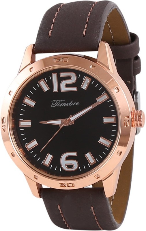 Timebre GXCPRBLK24 Royal Swiss Analog Watch For Men